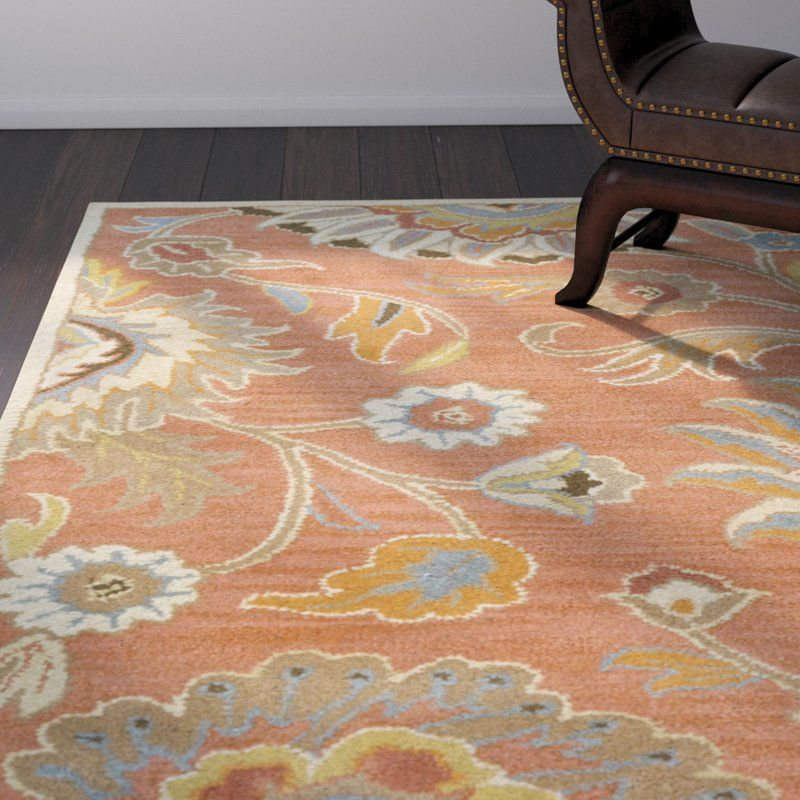 Pin By Reach Exp On Ann Living Room Redo Area Rugs Orange Area Rug Rugs