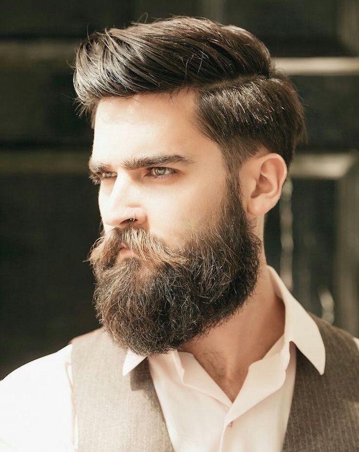 Produit Pour Faire Pousser La Barbe : produit, faire, pousser, barbe, 1001+, Idées, Barbe, Longue, Centimètres, Sentiments, Coupe, Cheveux, Barbe,, Homme,
