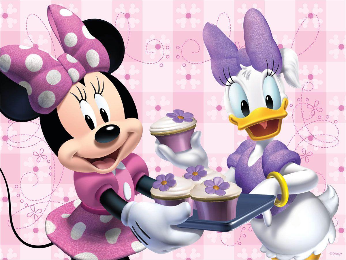 Minnie mouse and daisy duck bff minnie daisy - Minnie et daisy ...