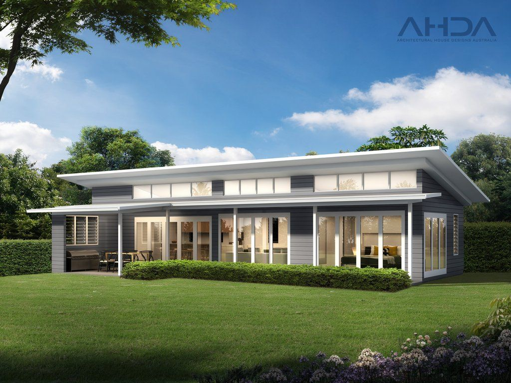 Granny Flat Architectural House Designs Australia 1 House Roof Skillion Roof House Design