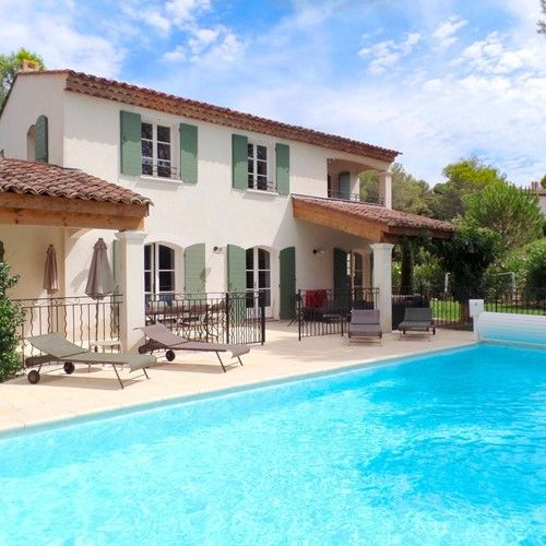 Estagnols St Endreol Golf Villa Rental Villa And Pool Vente Maison Immobilier Salon Ouvert