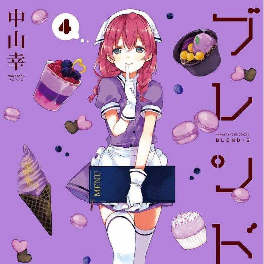 Image result for Amano, Miu manga imagens