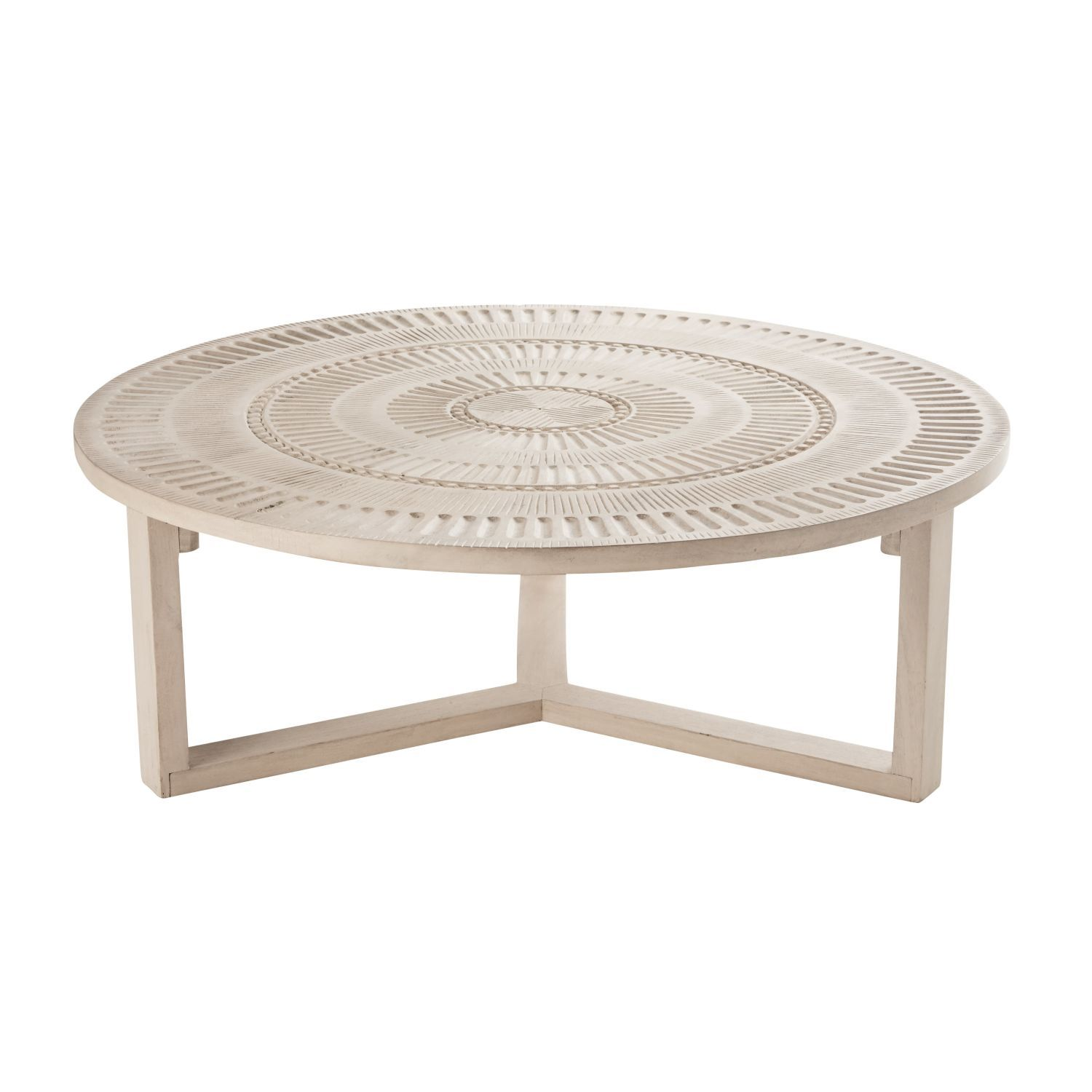 Table Basse Coffee Table Wood Round Wood Coffee Table Scandi Coffee Table [ 1500 x 1500 Pixel ]