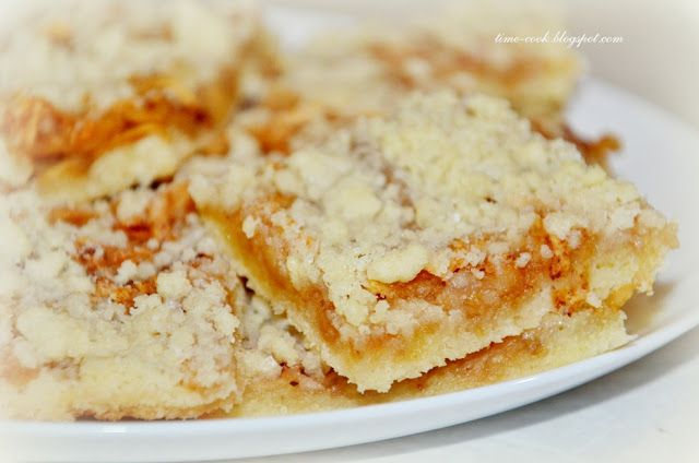 Мастерская на кухне: Яблочный пирог со штрейзелем