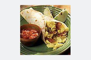Tex-Mex Morning Wraps recipe