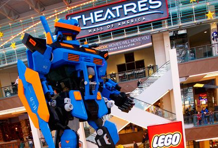 The Lego Store at the Mall of America! | Favorite Places & Spaces ...