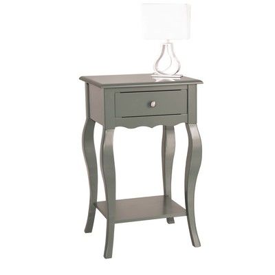 Grey Lamp Side Table Grey Side Table Side Table Side Table Lamps