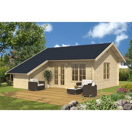 skan holz gartenhaus esbjerg 3 mit anbauschuppen b x t 420 cm x 560 cm want pinterest haus. Black Bedroom Furniture Sets. Home Design Ideas