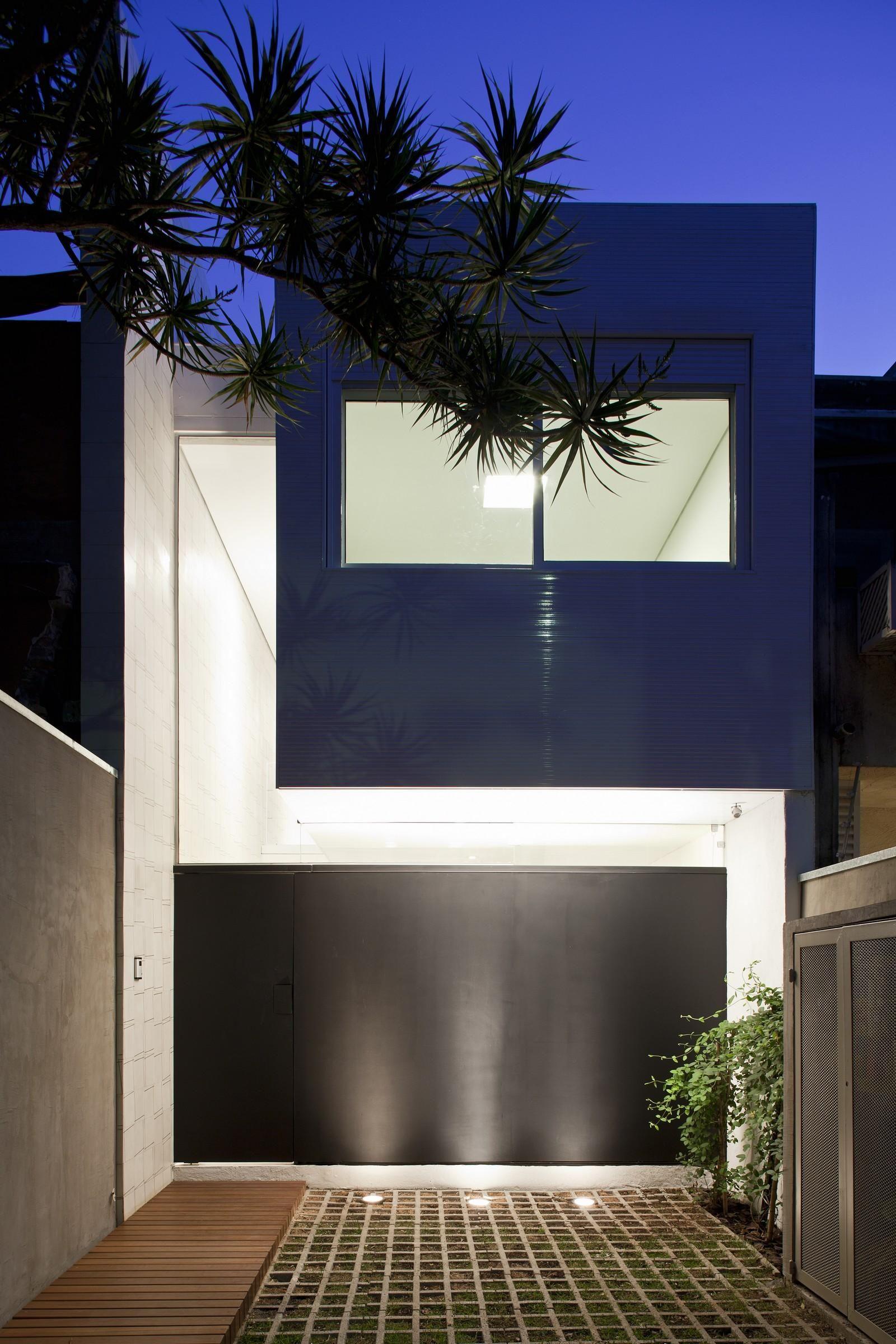 4x30 House — CR2Arquitetura | Entryway | Pinterest | Architektur ...