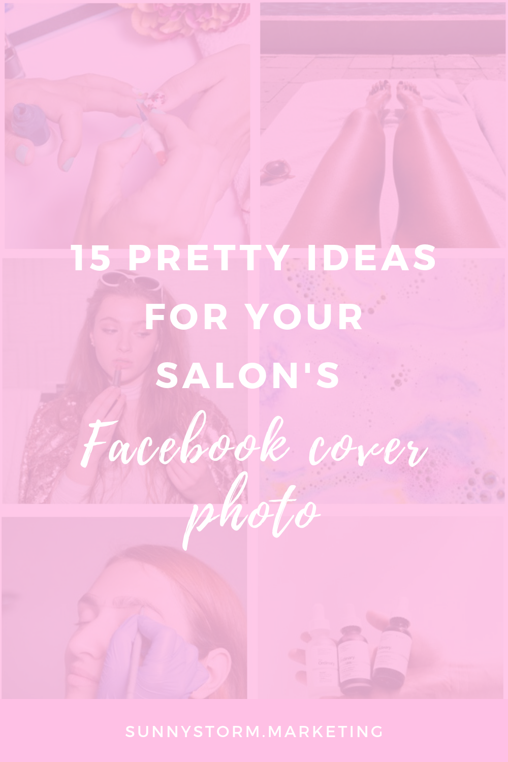Facebook cover photos for salons: Promoting your beauty business