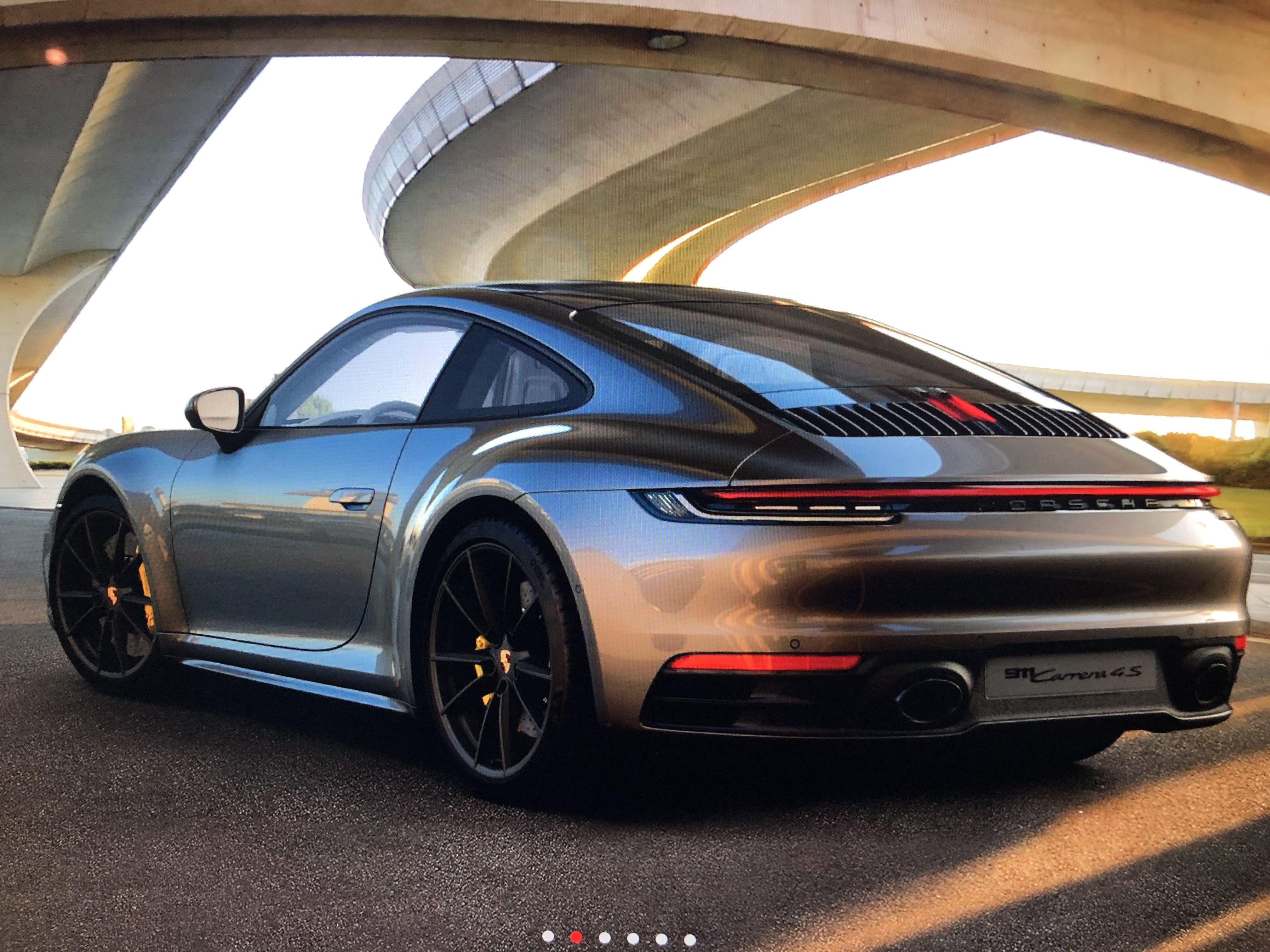 991 992 Carrera 4s Porsche Carros Auto