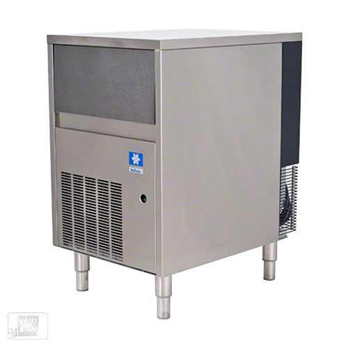 Manitowoc 205 Lbs production, 40 Lbs capacity, Undercounter Flake Ice Machine