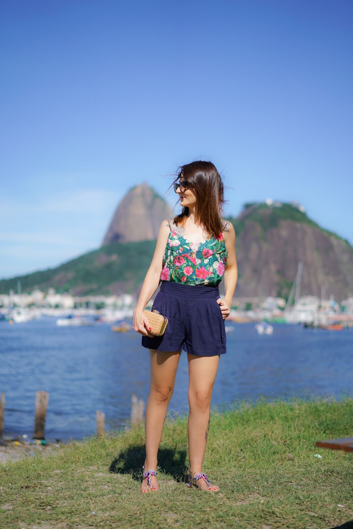 Rio 40 graus | Danielle Noce
