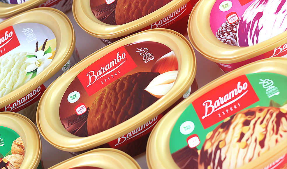 George chichinadze - Barambo #packaging #design #diseño #empaques #дизайна #упаковок #embalagens #emballage #worldpackagingdesign worldpackagingdesign.com