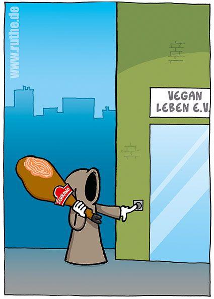 ruthe.de • Willkommen #veganhumor