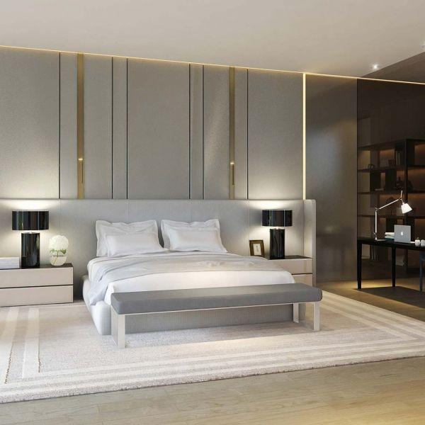 Bedroom Interior Design Ideas (1003) https://www.pandasilk.com ...