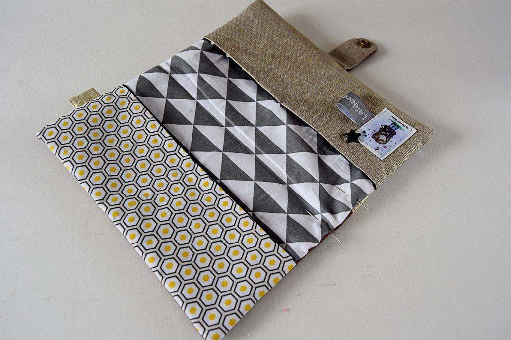 Réalisez un magnifique porte-chéquier | Bags