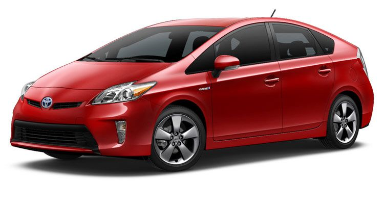 New 2015 Toyota Prius Persona Series Special Edition For Us