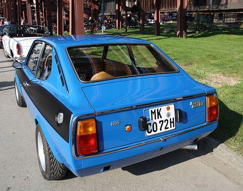 Fiat 128 Sl 1100 Coupe Fiat 128 Fiat Cars Fiat