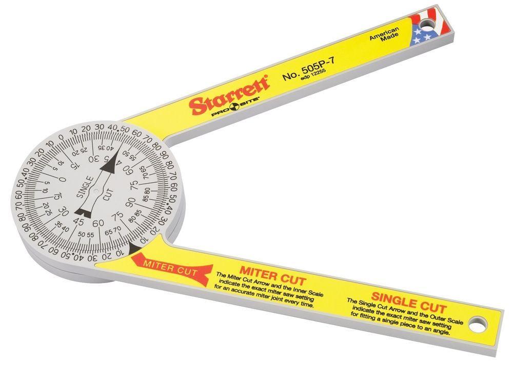 Pin On Miter Saw Protractor Laser Angle Finder Jig Level Hammer Carpenter Square Blade
