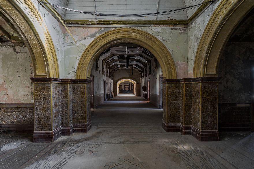 Urbex  les endroits abandonnés dAngleterre par Simon Yeung  2Tout2Rien