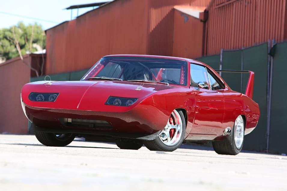 Top 50 Movie Cars Of All Time Dodge Charger Daytona 1969 Dodge