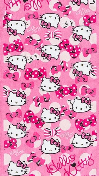 Pin by Qammar on kitty  Hello kitty backgrounds, Hello