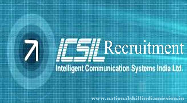 10th PASS Jobs-Intelligent Communication Systems India Limited
