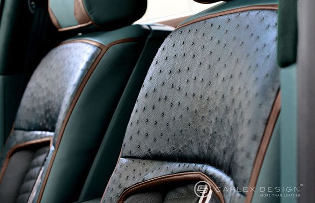 The 50 Most Outrageous Custom Car Interiors49 Ghost Save the