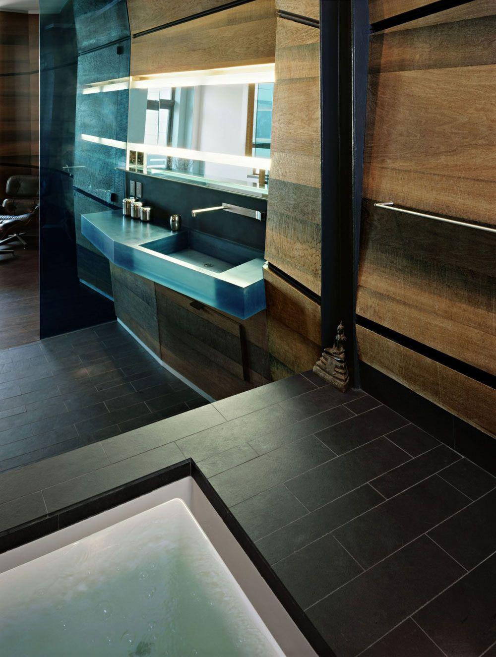 Nice Contemporary Schein Loft, New York   Adelto Amazing Design