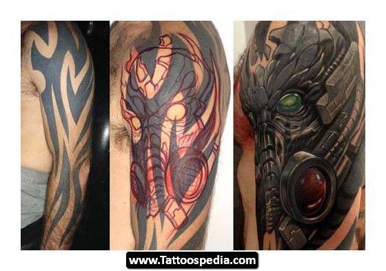 Sleeve Tattoo Cover