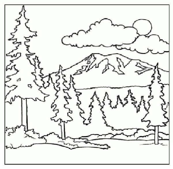 Mountain Dog Coloring Page Free Bernese Mountain Dog