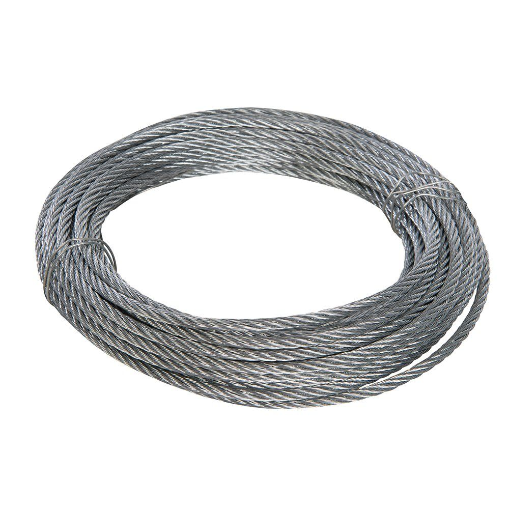 Fixman 858237 Galvanised Steel Wire Rope 6mm X 10m You Can Get Additional Details At The Image Link This Is An Affiliate In 2020 Galvanized Steel Galvanized Steel