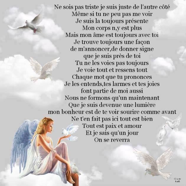 Conscience Et éveil Spirituel Texte Deuil Citation Deuil