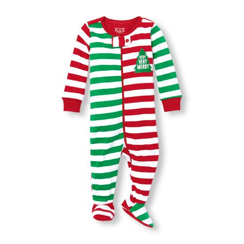 Captivating Make Bed Time Fun And Trendy With Toddler Baby Girls Sleepwear From The  Children S Place Boys Unisex And Long Sleeve Very Merry.