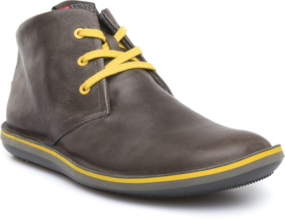 Zapatos marrones Camper Beetle para hombre YXXkJtgu