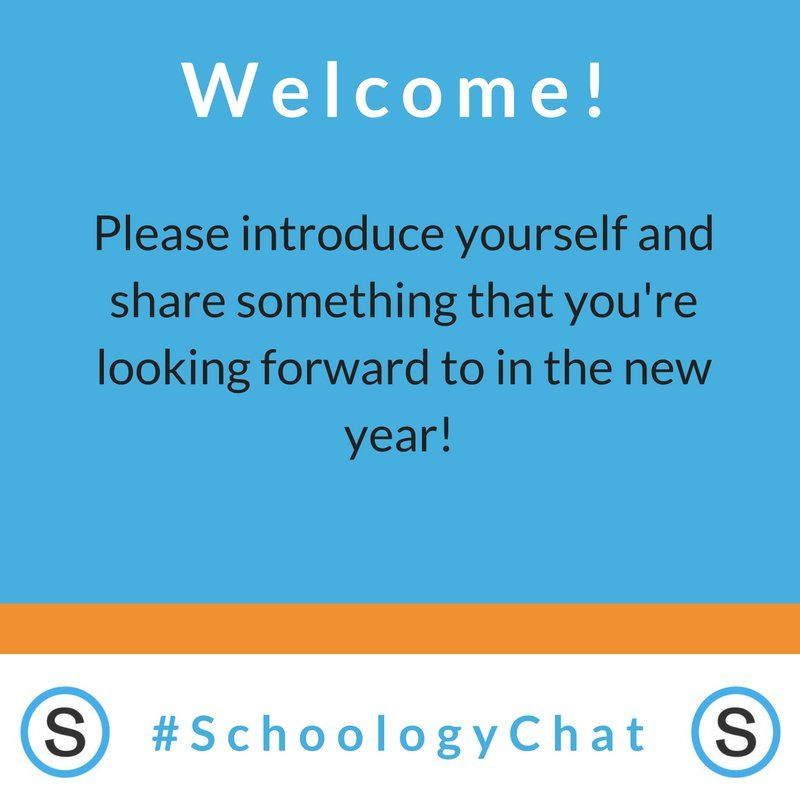 Did you miss this month's SchoologyChat on Creating