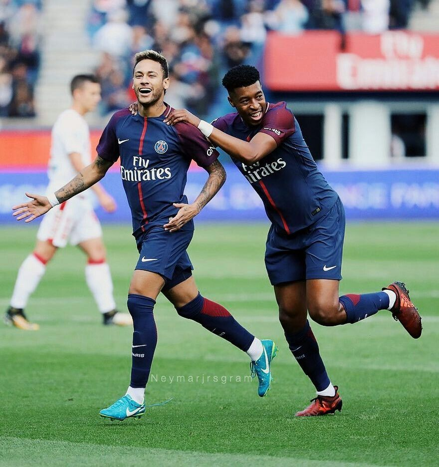 Neymar × Kimpembe (With images) Psg, Neymar, Soccer players
