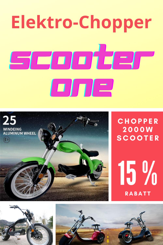 Günstig Elektro Chopper Mit Coc Straßenzulassung Roller