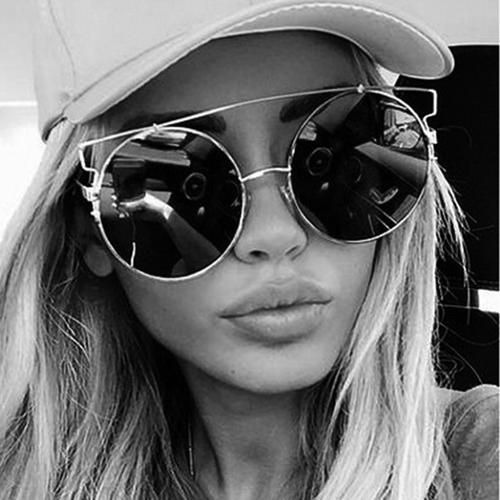 "Oversized Cat Eye Sunglasses USE CODE ""PINTEREST"" FOR 10% OFF YOUR FIRST ORDER"