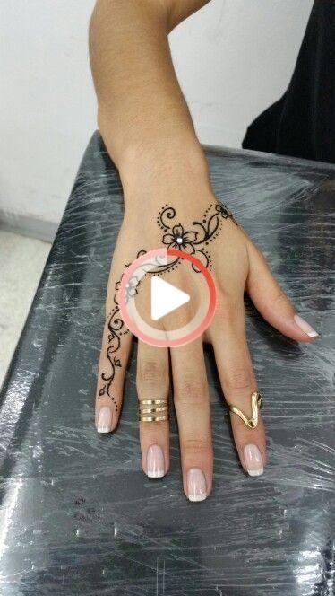tatouage au henné, tatouage Mehndi, tatouage de fleur, fleur - tatouage au henné, tatouage mehndi, t