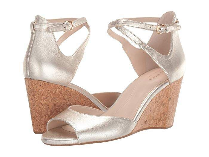 f544682cd8 Cole Haan Sadie Grand Open Toe Wedge Sandal | Products in 2019 ...