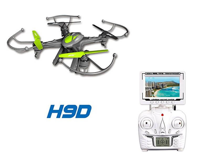 JJRC H9D quadcopter with camera - http://www.best-quadcopter.com/drones/2017/06/jjrc-h9d-quadcopter-with-camera/