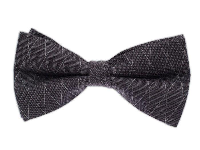 The Tie Bar Designer Paisley 100 Woven Silk Bow Christmas Gift