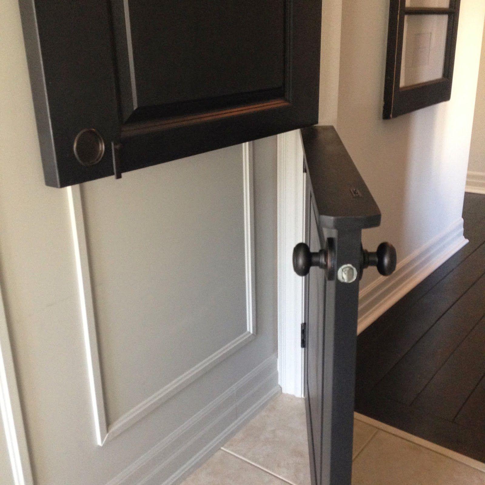 Interior Door Diy Ideas: Dutch Door DIY Plus Basic Tutorial