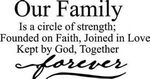 Christian Family Quotes