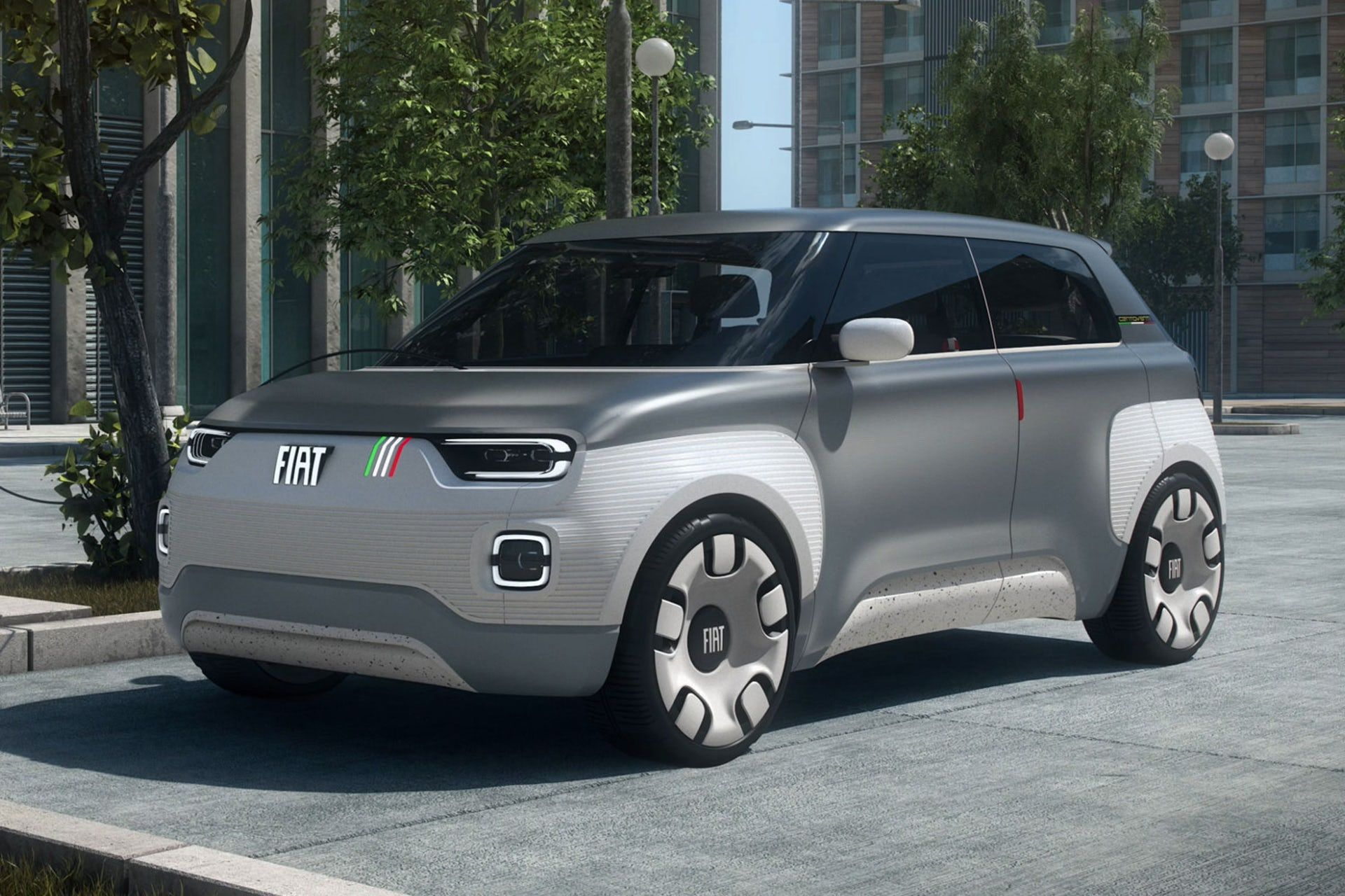 Fiat Centoventi electric car price, specs and release