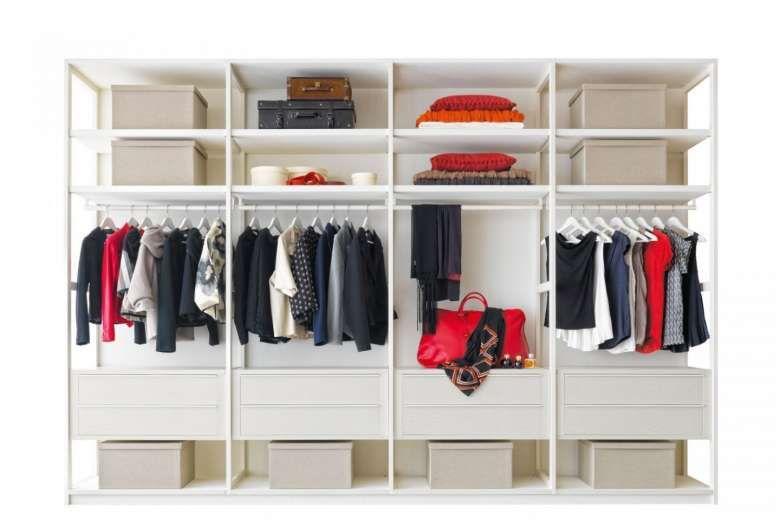 15 Gorgeous Wardrobe Storage Ideas Armadio Camera Cabina