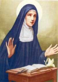 Blessed Elizabeth of Mantua pray for us.  Feast day February 20.