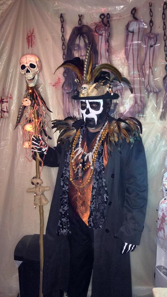 witch doctor costume Doctor Halloween Costume 0f7eb6d6d40